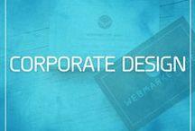 Corporate Design / So entsteht die Corporate Identity / das Corporate Design eines Unternehmens.