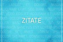 Zitate / Zitate rund um das Thema Design, Online Marketing und den Arbeitsalltag der WEBMARKETIERE