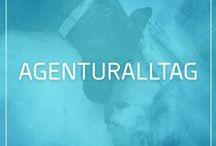 Agenturalltag / Behind the Scenes der WEBMARKETIERE GmbH
