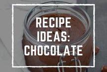 Recipe Ideas: Chocolate Desserts
