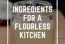 Ingredients for a Flourless Kitchen
