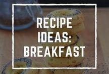 Recipe Ideas: Breakfast