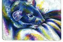 RATs - Art, Graphic