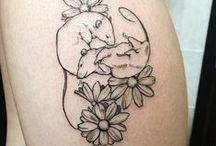 RATs - Tattoo, Logos