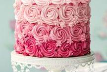 TORTAS♡ / perfecto tablero para ideas de decoración de pasteles ,recetas etc
