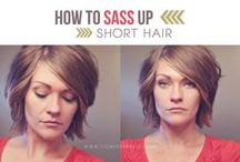 LOOKS / hairstyles, clothes + more / by Beth Goad