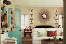 HOME // living room + accents / ideas for the house (some DIY, some products) / by Beth Goad