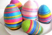 Easter Crafts / Hop to it! Ideas for making all things Easter.