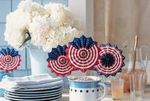 Fourth of July- Summer / Enjoy  it! Ideas for making all things Summer. Recipes, crafts, and things to do with your kiddos.