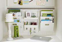 HOME // organization / get organized / by Beth Goad