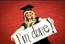 Graduation  / Achieve it! Ideas for celebrating school.  / by crafty texas girl