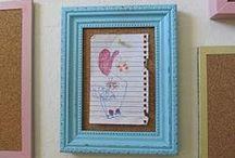 Kids Artwork / Ideas for Kids Artwork- display and creation.