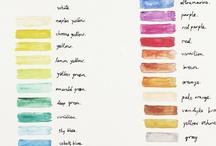 colors / by Grace Lissauer