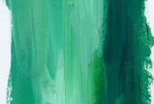 colors...green / by Grace Lissauer