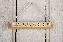 bathrooms / by Grace Lissauer
