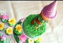 Rapunzel Party / Ideas for planning a Tangled inspired birthday party. #rapunzel