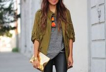 Style Inspiration / What to wear, my favorite outfits. #style