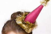 New Year's Eve / Toast It! Ideas for the best NYE ever.