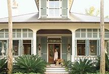 Decor- House Plans and Exteriors