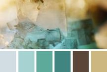 Color Palettes / by Saniya Husain