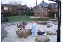 Education- Outdoor Classroom Ideas / by Florie Reber