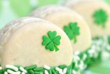 St. Patrick's Day / Ideas for making, baking and dressing on St Patrick's Day.