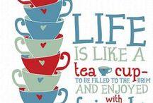 Food- All things pret-tea