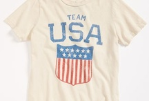 The Olympics / Ideas for cheering on Team USA.