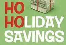 Holiday Savings Tips / Ready for December 25th? It will be here before you know it. Start saving today with these great tips. You can also start saving today with WinSouth CU's Christmas Club account. Call or come by one of our branches to open one today. / by WinSouth Credit Union
