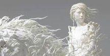 Sculpture / Visit ArtisticMoods.com for more illustrative delight.
