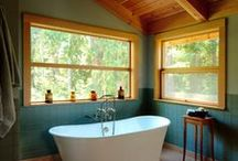 Bathrooms & Laundry Rooms / by Chris Langdon