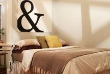 HOME // bed + bath / by Beth Goad