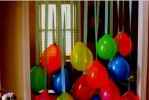 Caydens 1st birthday / by Rachelizabeth