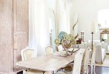 Decor- French, Belgian and Swedish Inspired