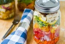 Cookbook - Healthy Lunch-To-Go / by Lisa Vande Lune