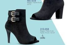 Shoes Otoño-Invierno 2014 / Shoes / Woman  Flats, boots, high heels, pumps, peep toes.