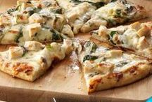 CookBook - Pizza! / by Lisa Vande Lune