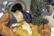 *Appetizers-Party Platters:) / by Myra Coshow
