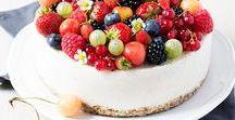 Kuchen & Torten / Lasst euch hier von meinen Blog-Leckereien inspirieren.