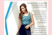 Encanto Marroquí / Primavera 2015 / Tendencia Colección Primavera-Verano 2015