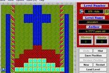 Catholic LaserTank / Catholic motives in the LaserTank game.