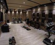Estúdio de Gravação Residencial - Studio Design