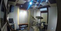 PROJECT STUDIO DE PRODUÇÃO MUSICAL - ZONA SUL - SP / Estúdio de Produção Musical projetado para gravações, mixagens e produções em geral