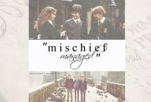 ; harry potter / ◙ What I'd do to escape to the magical world...