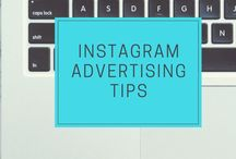 Instagram Advertising: Tips and Tricks / Instagram Advertising, Instagram Tips, Advertising, social media, business tips, business, entrepreneur