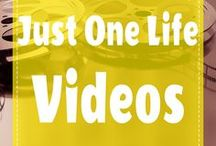 Just-One-Life Videos