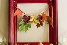 Everything Thanksgiving / by Wenona Rigali