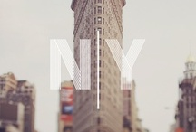 NYC / For the love of all things New York
