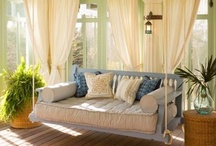 Dream Rooms / If you like this board, please follow me.  Check out my Outdoor Relaxing, Decor, and Gardening boards :) / by Kelly Gerhart