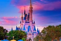 Magic kingdom / Because I <3 Disney! / by Marie-France Lamothe